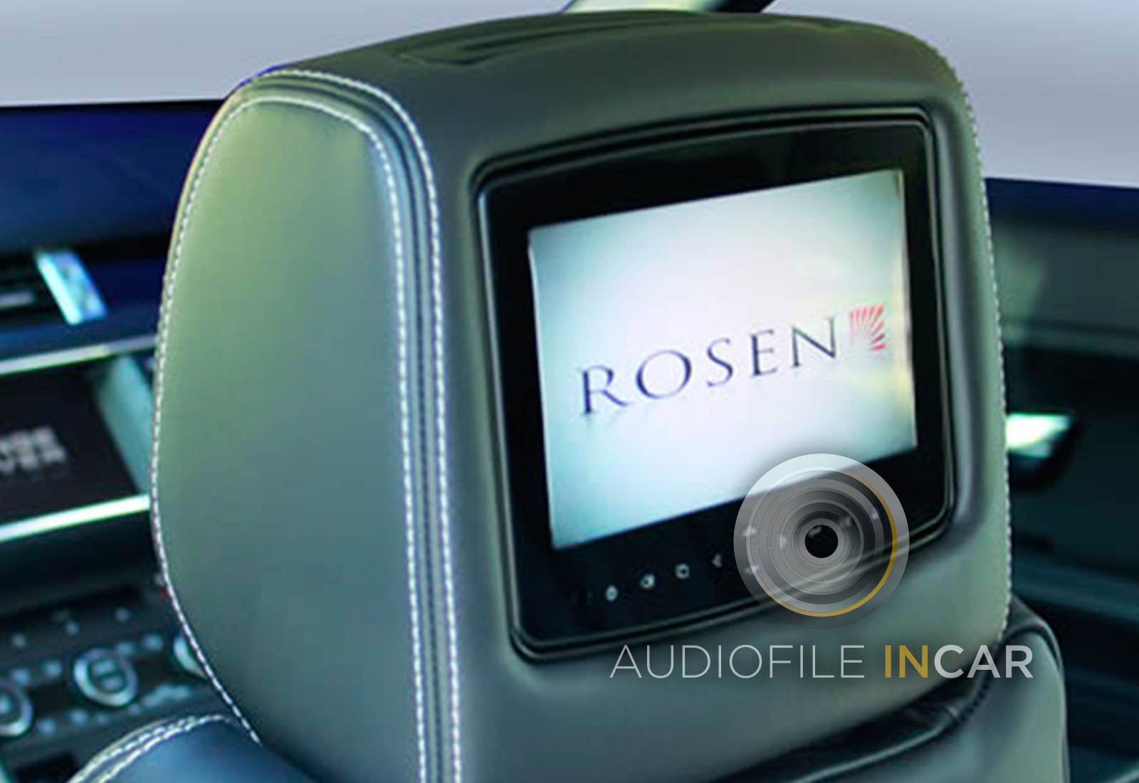 Rosen AV 7900 Replacement Headrest Entertainment Systems