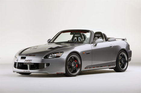 Honda S2000 Audio Upgrade with DAB