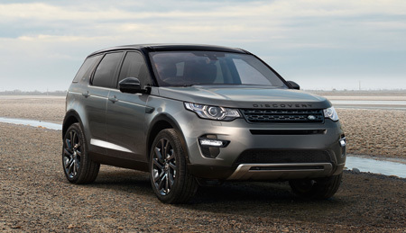 Land Rover Discovery Sport Audio Upgrade