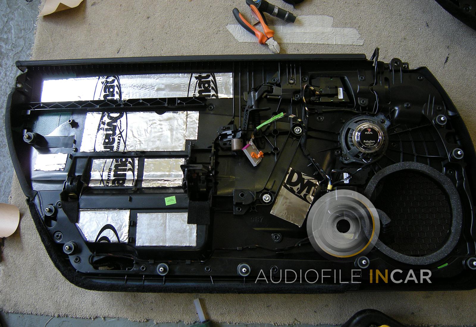Porsche 997 Audio Upgrades