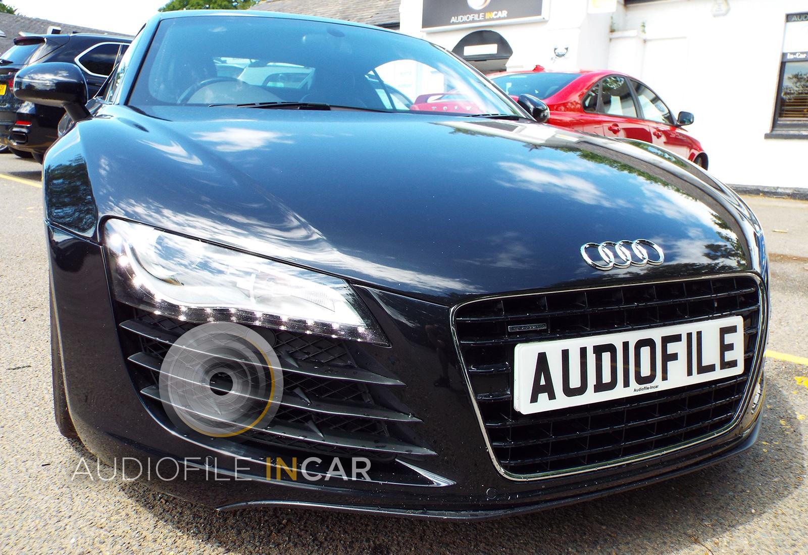Audi Navigation System Vehicle : Audi r sat nav upgrades